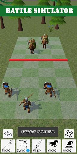 Battle Simulator 4.5 screenshots 2