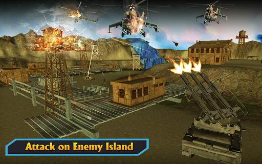 Gunship Helicopter Air War Strike android2mod screenshots 18