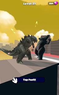 Kaiju Run Mod Apk 0.6.0 (Free Shopping) 8