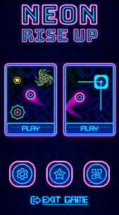 Neon Move Up & For Pc 2021 – (Windows 7, 8, 10 And Mac) Free Download 1