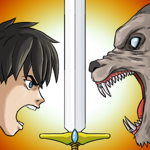 Monster Hunter Clicker : RPG Idle game