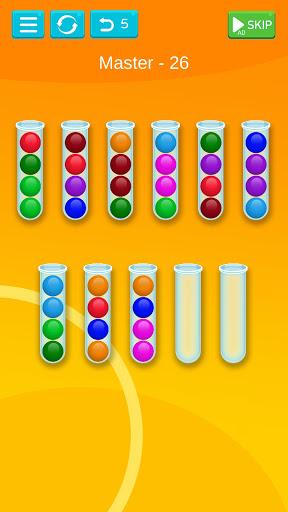 Ball Sort - Bubble Sort Puzzle Game 3.2 screenshots 6