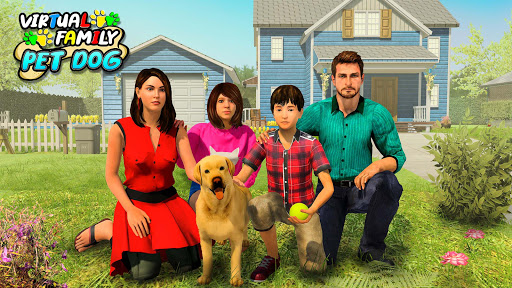 Family Pet Dog Home Adventure Game 1.2.5 screenshots 6