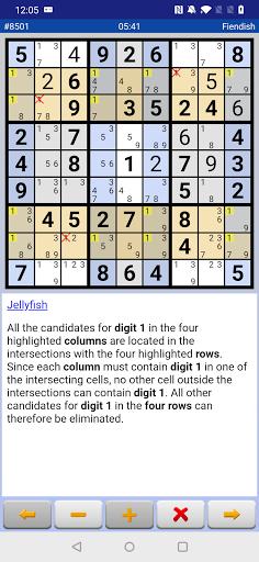 Sudoku 10'000 Pro apkslow screenshots 7