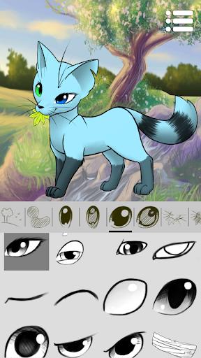 Avatar Maker: Cats 2 apktram screenshots 4