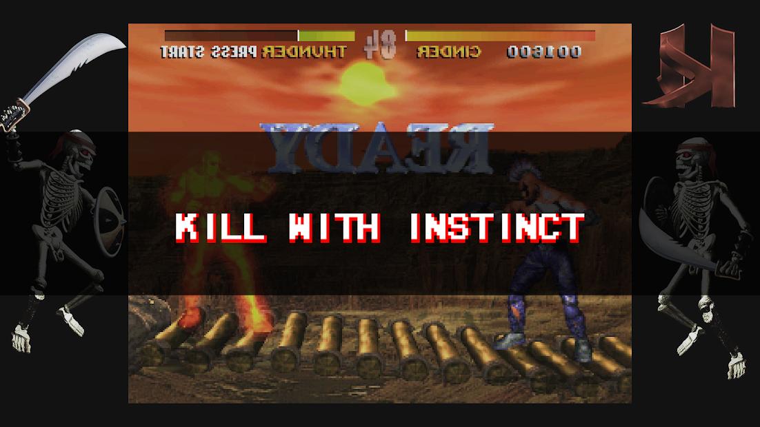 Screenshot 4 de The Kill with Instinct (Emulator) para android