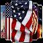 American Flag Wallpaper 🇺🇸