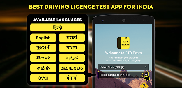 RTO Exam: Driving Licence Test (MOD APK, Pro) v3.16 1
