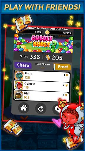 Bubble Burst 2 - Make Money Free screenshots 5