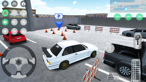 E30 Drift and Modified Simulator 2.6 Screenshots 6