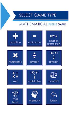 Math Master - Math games 2.9.9 screenshots 1