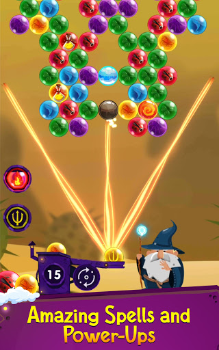 Bursting bubbles puzzles: Bubble popping game! 1.43 screenshots 10