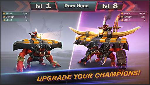 Kharaboo Wars: Orcs assault modiapk screenshots 1