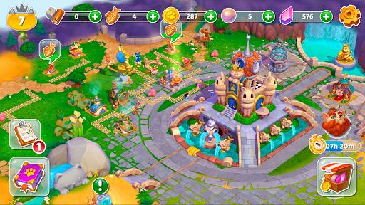 Télécharger Cats & Magic: Dream Kingdom mod apk screenshots 5