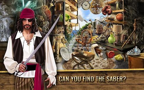 جزيرة الكنز وجوه خفية لعبة مغامرة ألعاب الغموض 6