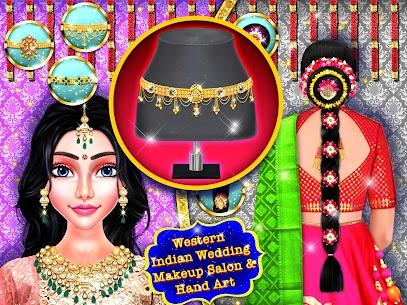 Indian Western Wedding Makeup Salon and Hand Art 1.8 Full Mod Apk [NEW] 2