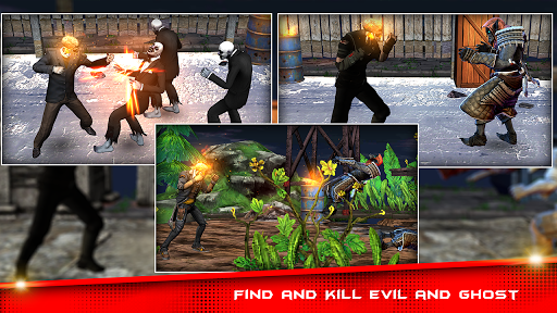 Ghost Fight - Fighting Games apkpoly screenshots 3