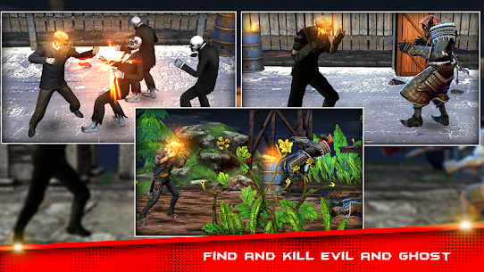 Ghost Fight – Fighting Games Apk Download 2021 5