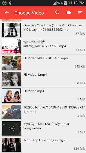 Video Live Wallpaper 1.4.3 Screenshots 1