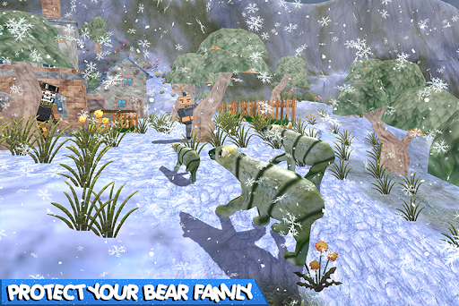 Bear Family Fantasy Jungle Game 2020 2.0 screenshots 4
