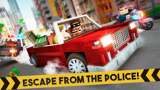 ud83dude94 Robber Race Escape ud83dude94 Police Car Gangster Chase  Screenshots 13