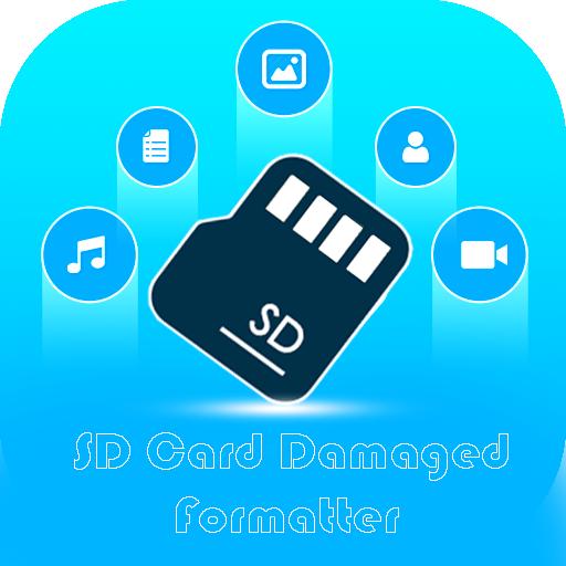 Baixar Repair SD Card Damaged Formatter para Android