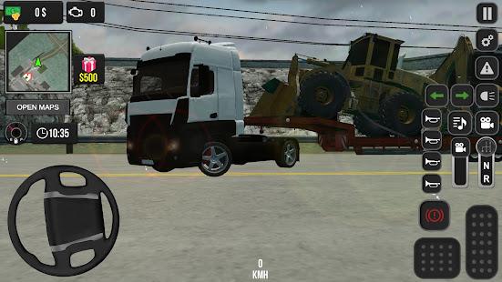Real Truck Simulator Unlimited Money