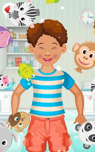 Doctor Game - Kids game ud83dudc68ud83cudffbu200du2695ufe0f ud83cudfe5ud83dudc69ud83cudffbu200du2695ufe0f  screenshots 17