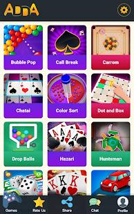Adda : Rummy , 29 card game , 3 Patti , CallBreak 10.98 screenshots 1