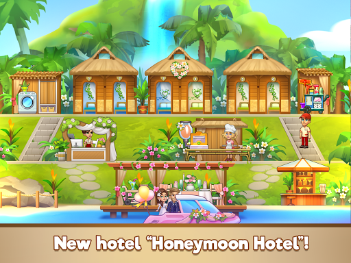 Doorman Story: Hotel team tycoon, time management screenshots 18