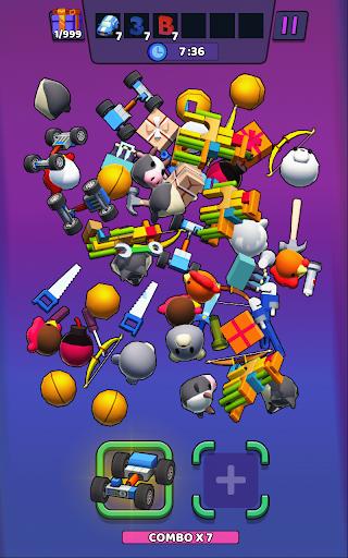 Project Merge 3D - Matching Pair Game apkdebit screenshots 10