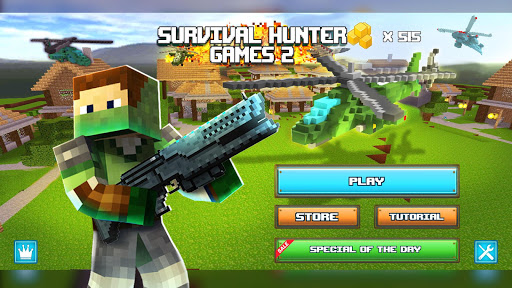 The Survival Hunter Games 2 1.136 screenshots 4