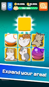 Merge Cat (MOD, Unlimited Money) 3