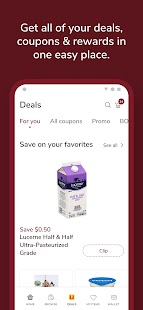 Vons Deals & Delivery Screenshot