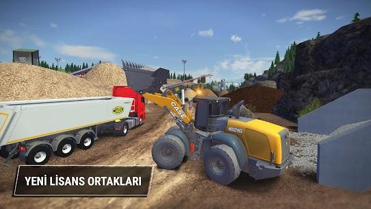 Construction Simulator 3 Hileli Apk Güncel 2021** 4