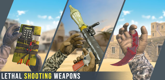 Commando Shooting Games 2021: Real FPS Free Games 21.6.3.0 Screenshots 14