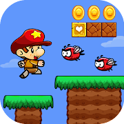 Super Bob's World: Jungle Adventure- Free Run Game