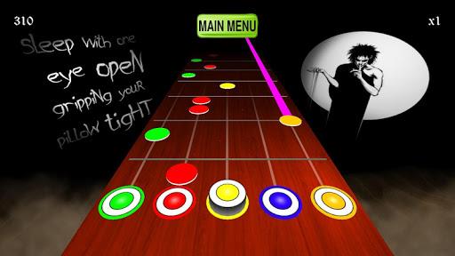 Guitarist : guitar hero battle - Guitar chords 5.0 Screenshots 5
