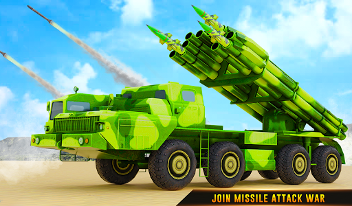 US Army Robot Missile Attack: Truck Robot Games 23 Screenshots 18