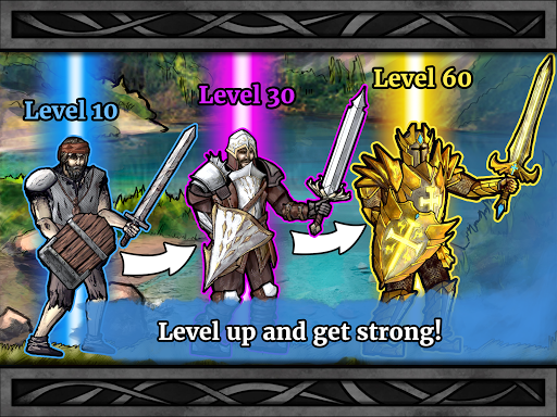 Paladin's Story: Fantasy RPG (Offline) 1.2.0 screenshots 8