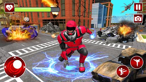 Real Robot Speed Hero apkpoly screenshots 6