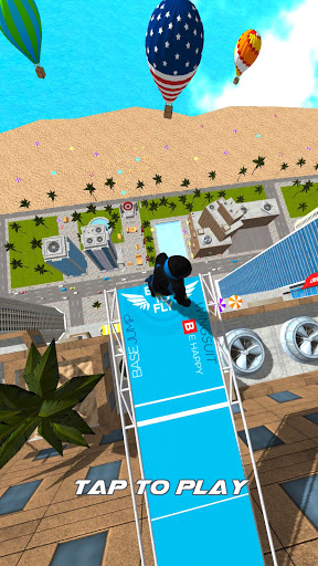 Base Jump Wingsuit Gliding 0.4 screenshots 1