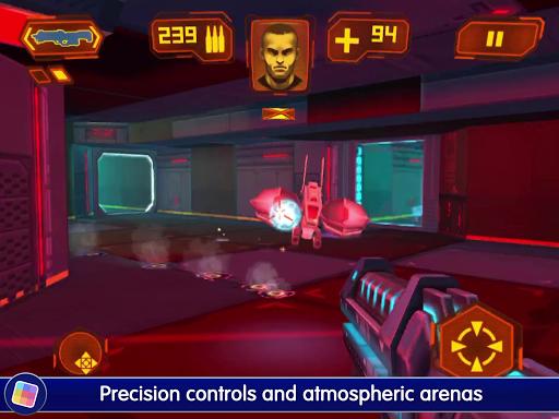 Neon Shadow: Cyberpunk 3D First Person Shooter 1.40.166 screenshots 14