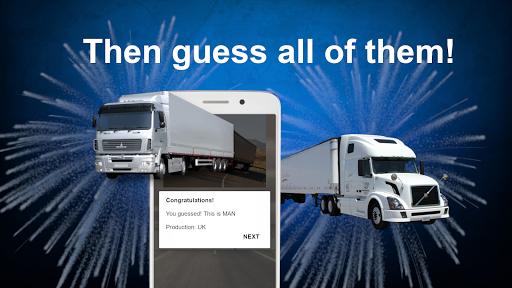 Quiz: Trucks 2.0 screenshots 9