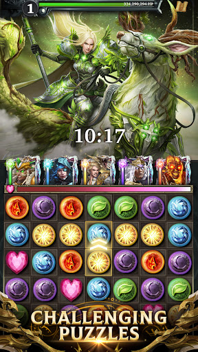 Legendary: Game of Heroes - Fantasy Puzzle RPG 3.8.1 screenshots 2