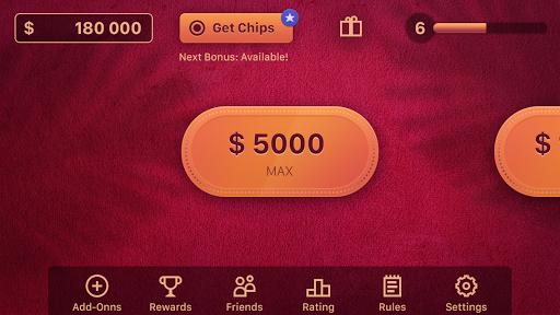 Caribbean Stud Poker 1.2.3 screenshots 2