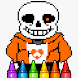 Sans Coloring Book - Androidアプリ