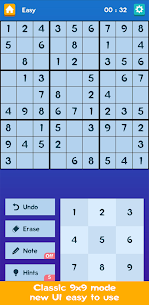 Sudoku – Classic  16×16 Puzzle Game Apk Download NEW 2021 2