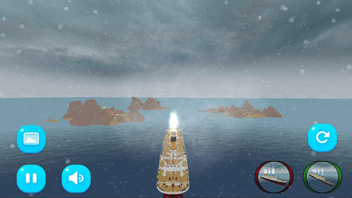 The Transatlantic Ship Sim  screenshots 4