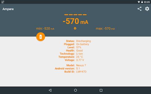 Ampere Mod Apk 3.42 (PRO Unlocked) 9